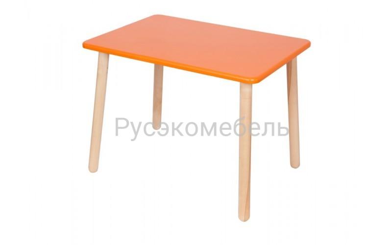 """Стол серии """"Эко"""" 70*50 см. оранжевый"""