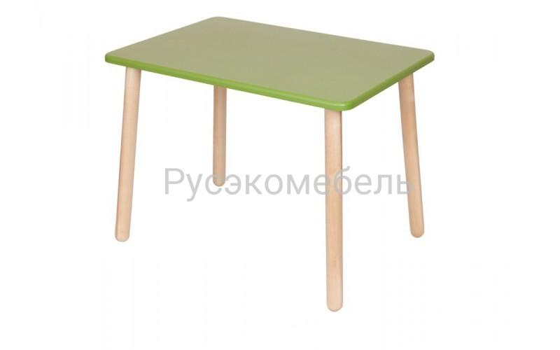 """Стол серии """"Эко"""" 70*50 см. зеленый"""