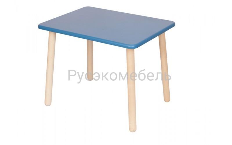 "Стол серии ""Эко"" 70*50 синий"