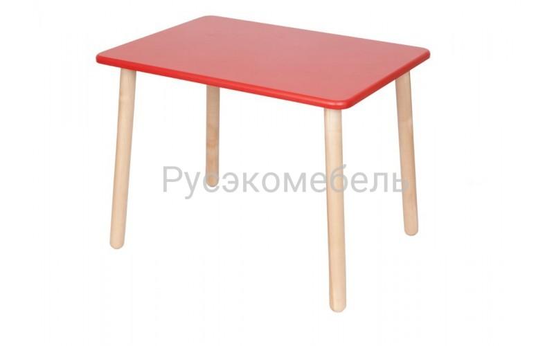 """Стол серии """"Эко"""" 70*50 см. красный"""