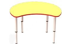 Стол полумесяц диаметр 90 см