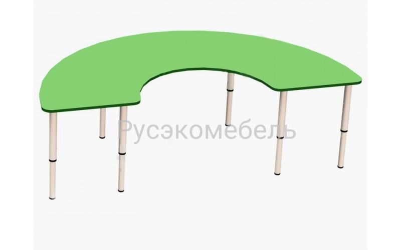 Стол подкова 160 см
