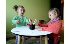 Стол для творчества с грифельным покрытием D 60