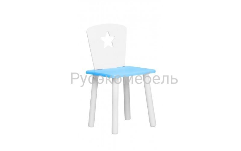 Детский стул Eco Star (голубой)