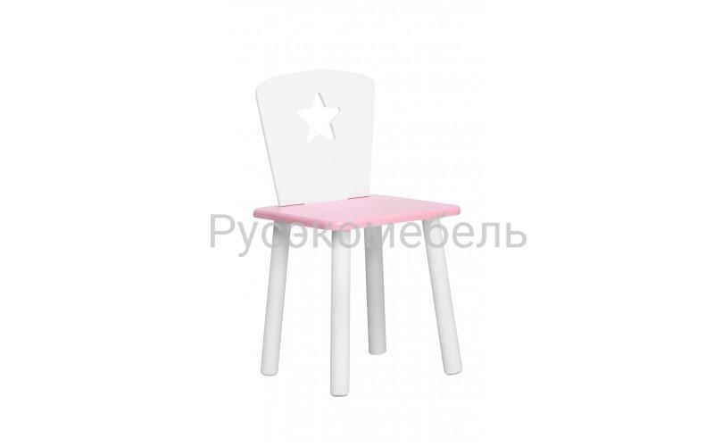 Детский стул Eco Star (нежно-розовый)
