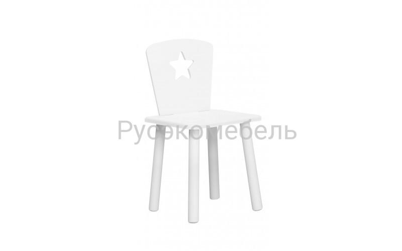 Детский  стул Eco Star (белый)