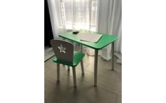 Детский стул Eco Star (нежно-зеленый)