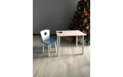 Набор детской мебели Eco Star (белый)
