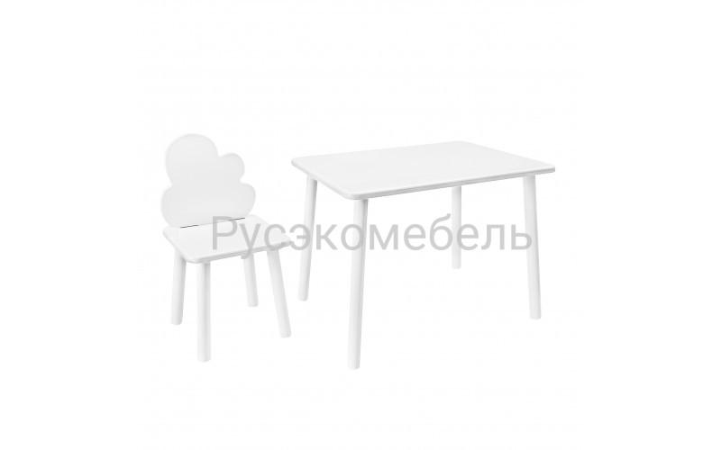 Набор детской мебели Eco Cloud 2 (белый)