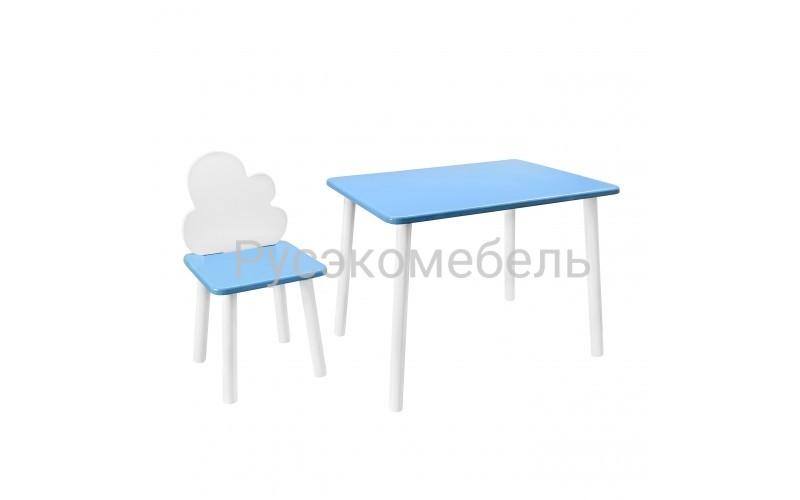 Набор детской мебели Eco Cloud 2 (голубой)