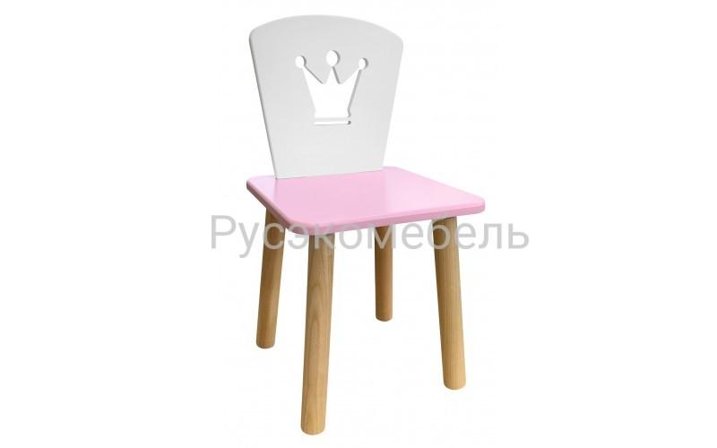 Детский стул Princes нежно-розовый