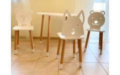 Набор детской мебели  forest animals