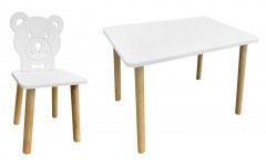 Детский набор мебели Медвежонок