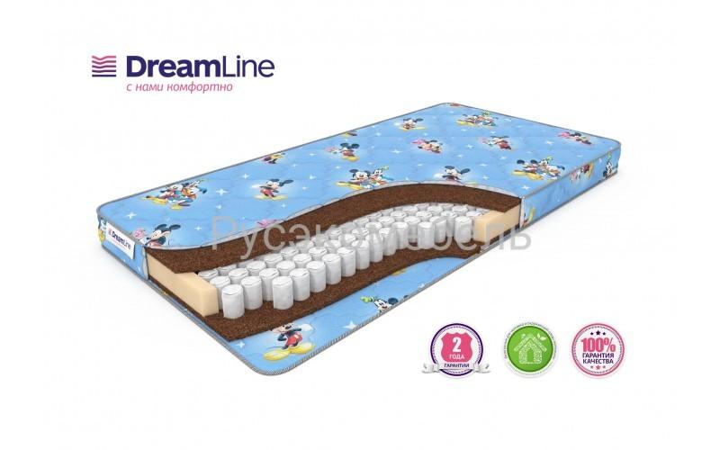 Детские матрасы Baby Dream TFK 80x160 см
