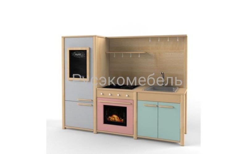 """Игровая кухня """"Scandi"""" от Русэкомебель"""