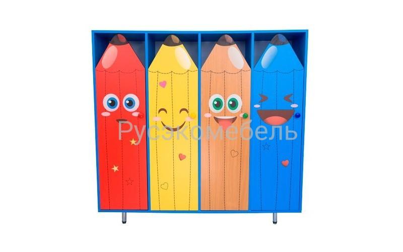 Шкаф для детского сад