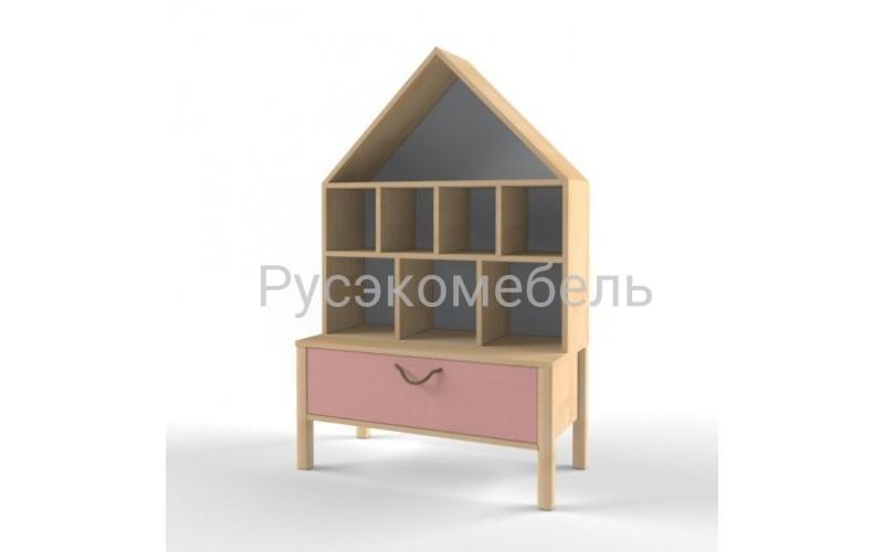 """Стеллаж для игрушек """"Scandi"""" House"""