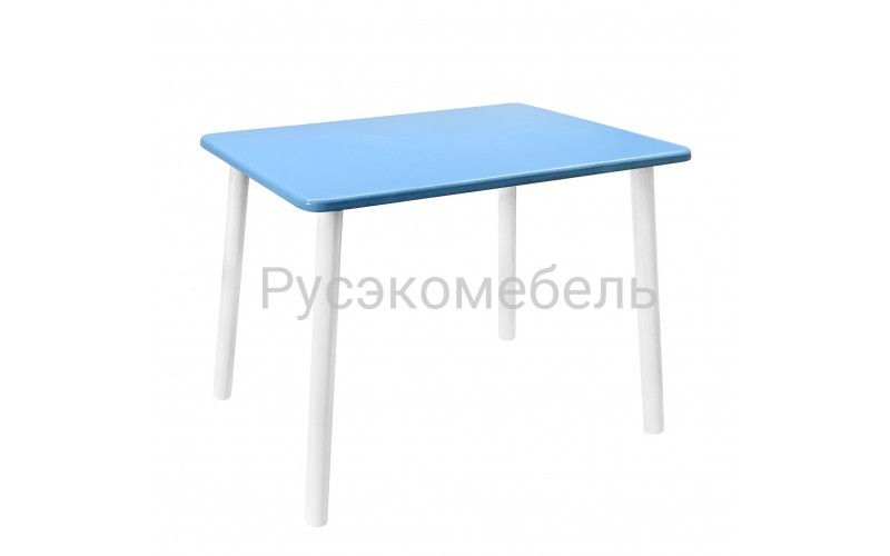 Детский  стол  Eco Star (голубой)