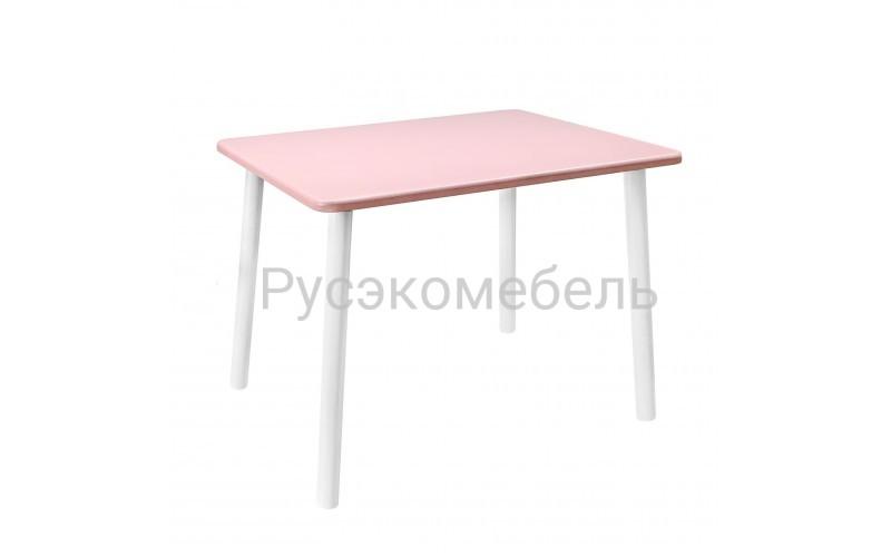 Детский  стол  Eco Star (нежно-розовый)